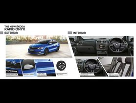 Skoda Introduce new Features in Rapid Onyx and Monte Carlo