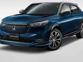 New Honda HR-V Gets Mugen Bodykit And Accessories