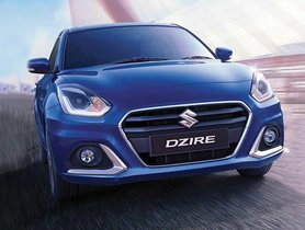 2021 Maruti Suzuki Dzire – A Zoom-in Look