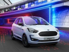 Just 1 Ford Figo Gets Sold In April 2021 As Compared to 18,316 Units Of Maruti Swift