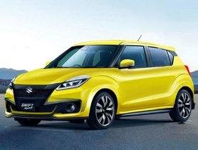 Next-gen Suzuki Swift Rendering Gives Us An Idea What It May Look Like