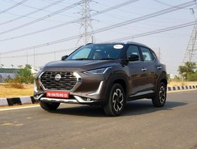 Nissan Magnite a Major Contributor to Brand's June Sales in India