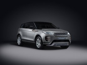 2021 Range Rover Evoque Launched, Prices Start at Rs 64.12 Lakh