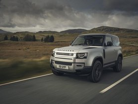 New Land Rover Defender 90 Launched in India, Prices Start at Rs 76.57 Lakh