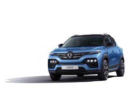 India-Made Renault Kiger Nepal Export Begins