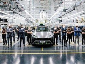 Lamborghini Urus Achieves 15,000 Production Milestone in 3 Years
