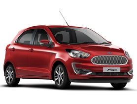 Ford Figo AT Launched in India, Prices Start at Rs 7.75 Lakh