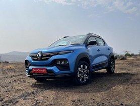 Renault Kiger South Africa Export Commences