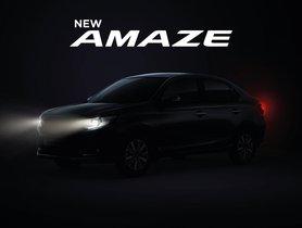 New Honda Amaze Production Begins, Launch on 18th Aug