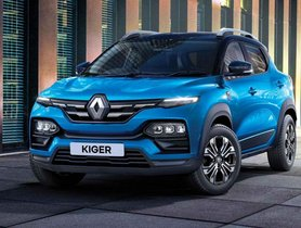 Renault India Launches New Kiger Variant, Multiple Offers To Celebrate its 10th Anniversary
