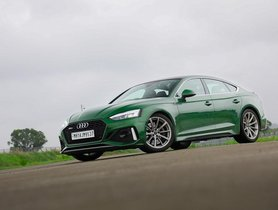 Audi RS 5 Sportback Launched, Costs Rs 1.04 Crore