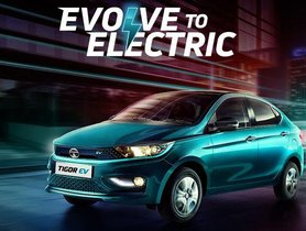 New Tata Tigor EV to Launch on 31 August - Details Inside