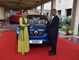 Renault India Gifts Kiger to India's Flag-Bearer at Tokyo Olympics 2020, Mary Kom