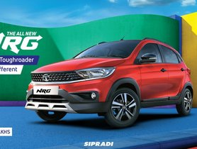 Tata Tiago NRG Goes on Sale in Nepal at Whopping 33.75 Lakh