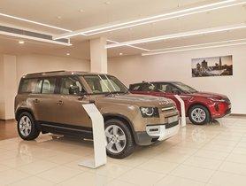 Jaguar Land Rover Opens New Showroom in Mumbai