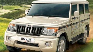 Mahindra Bolero 2018 India: Look, Performance, Specs, Prices