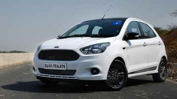Ford Figo Facelift 2018 Review India