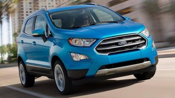 The Ford Ecosport 2018 Facelift India - A Depth Review