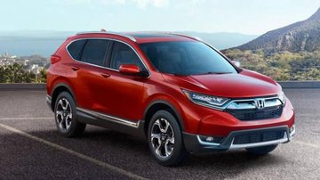 Honda CR-V/ Fifth Gen 2018 in India Review