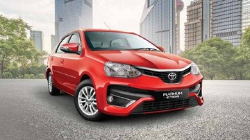Toyota Platinum Etios 2018 Review India - A closer look