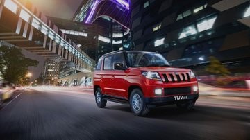 Mahindra TUV300 2017 India Review - What to expect from Mahindra TUV300 2017