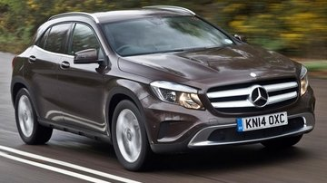 Mercedes-Benz GLA 2018 Facelift – A Zoom-In LooK