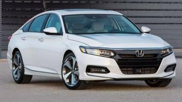 Honda Accord 2018 India Facelift Unveiled