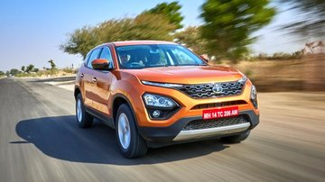 Tata Harrier to get an automatic gearbox! | Scoop