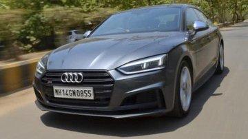 Audi S5 Sportback - Test Drive Review