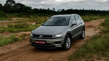 Volkswagen Tiguan - Test Drive Review