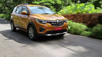 Renault Triber Test drive review
