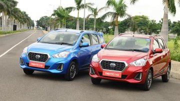Datsun Go CVT And Go+ CVT - Design, Specifications And Price Review
