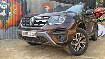 2019 Renault Duster Review: Prices, Specs, Design, Features and Mileage