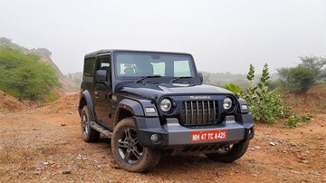 2021 Mahindra Thar Detailed Review: Video Gallery