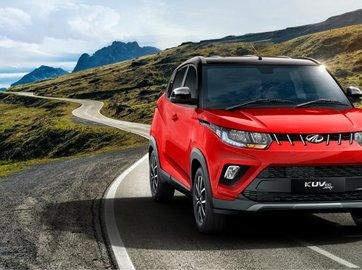Mahindra KUV100 NXT 2017 India  – Not Just A New Look