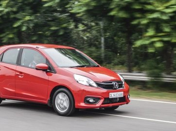 Honda Brio 2016 Facelift India - An In-Depth Review