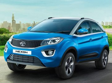 Tata Nexon 2018 India Images Gallery: Exterior, Interior and More Details