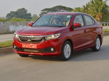 2018 Honda Amaze, The Smallest Honda Sedan - First Drive Review