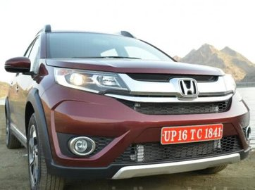 Honda BR-V - Test Drive Review