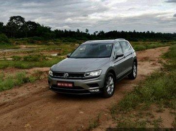 Volkswagen Tiguan - Test Drive Review