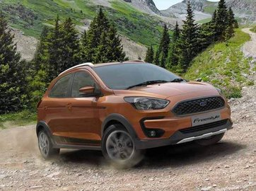 2018 Ford Freestyle: First Drive Review