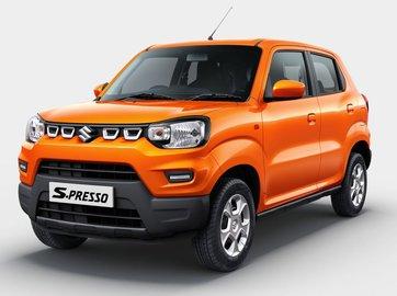 Maruti Suzuki S-Presso Review