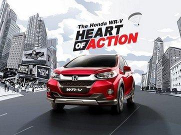 2021 Honda WRV Images Gallery: Exterior, Interior, Colours & More