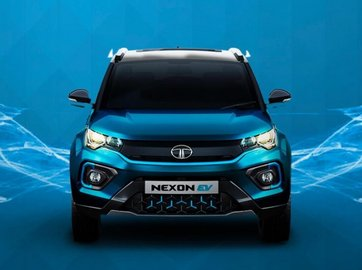 2021 Tata Nexon EV Gallery Images: Exterior, Interior, Colours