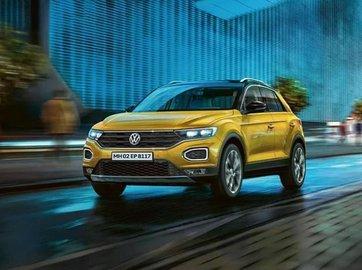 2021 Volkswagen T-Roc Images Gallery: 360 View