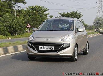 2021 Hyundai Santro Images Gallery: 360 Degree View