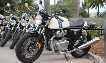 India's first pre-owned Royal Enfield Continental GT 650 for sale