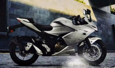 Brochure leaked of the upcoming Gixxer SF250: reveals design and spec