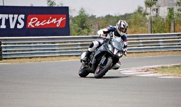 First ride review of all-new 2019 TVS Apache 310 RR