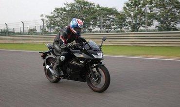 2019 Suzuki Gixxer SF 155- Test Ride Review